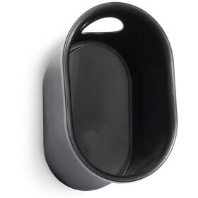 Cycloc Loop Cestino per casco e accessori, nero